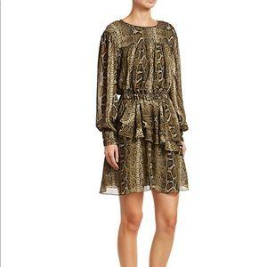Isabel Marant Java Python Dress